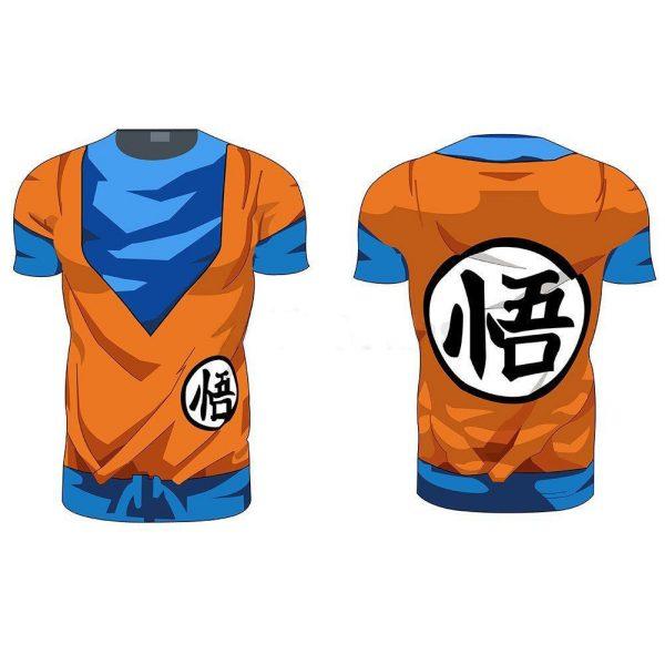 Vestimenta Dragon Ball Z