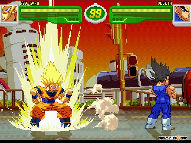 Hyper Dragon Ball Z Mugen