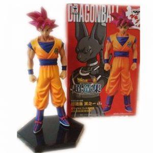 Figura Coleccionable Goku Super Saiyajin Dios