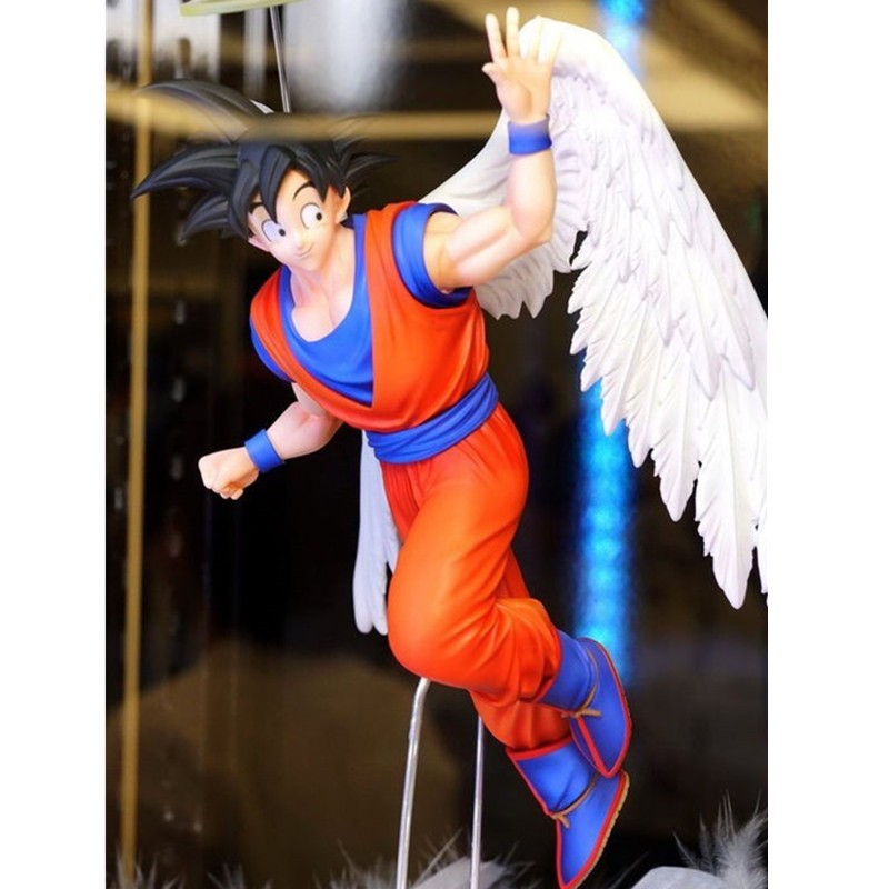Figura Coleccionable Goku con Alas Dragon Ball Z