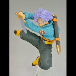 Figura Coleccionable Trunks del Futuro