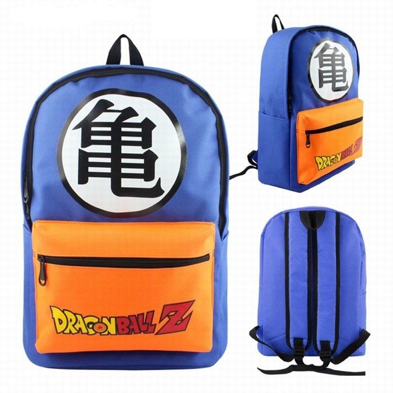 Mochila Dragon Ball Z Logo