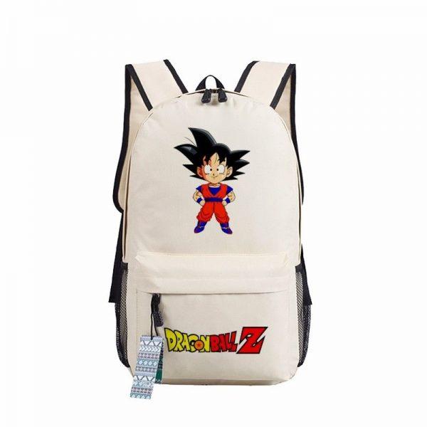 Mochila Escolar Goku