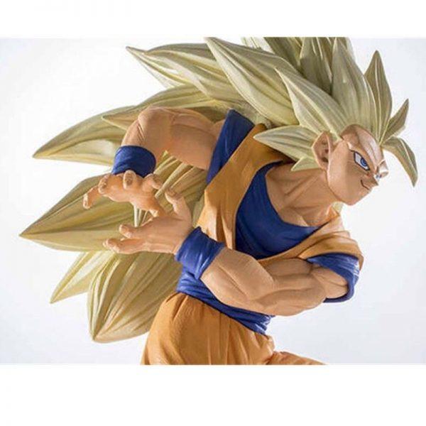 Figura Coleccionable Goku Super Saiyajin 3