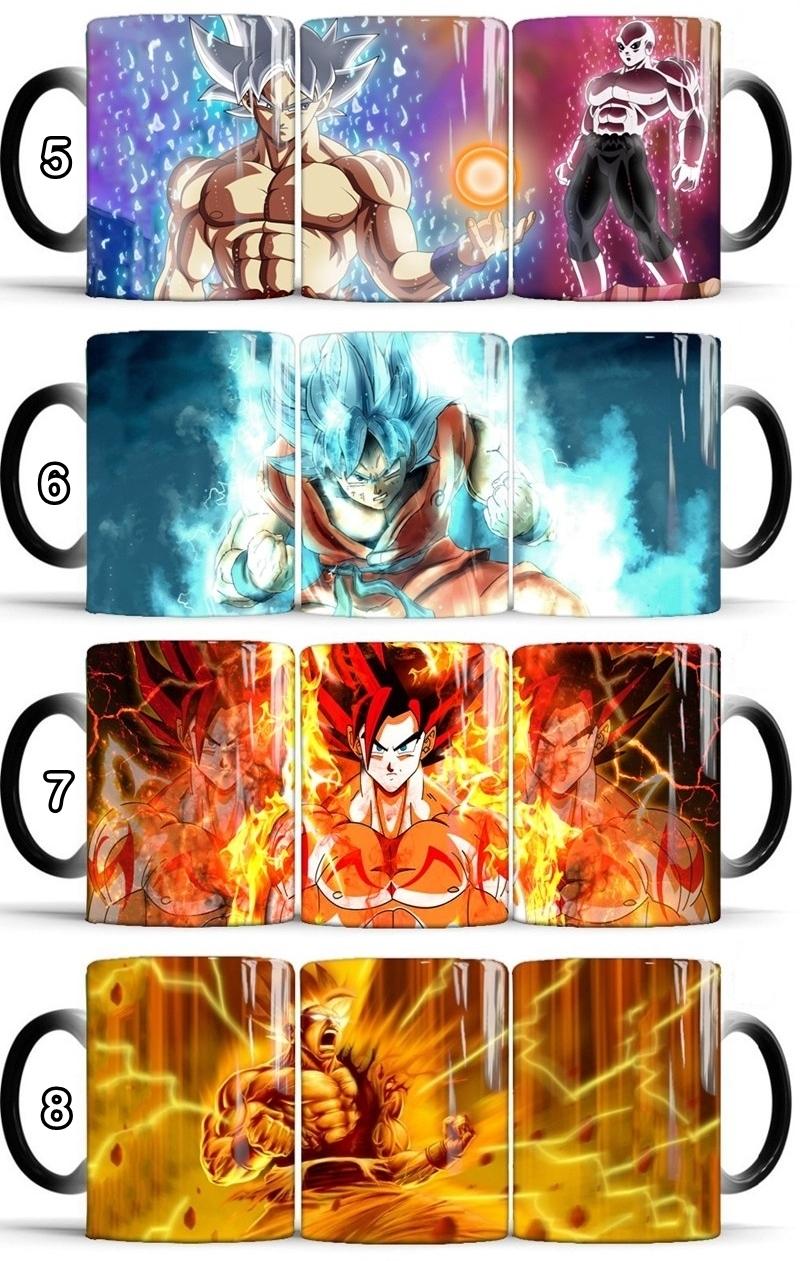 Tazas Dragon Ball Z Varios Modelos