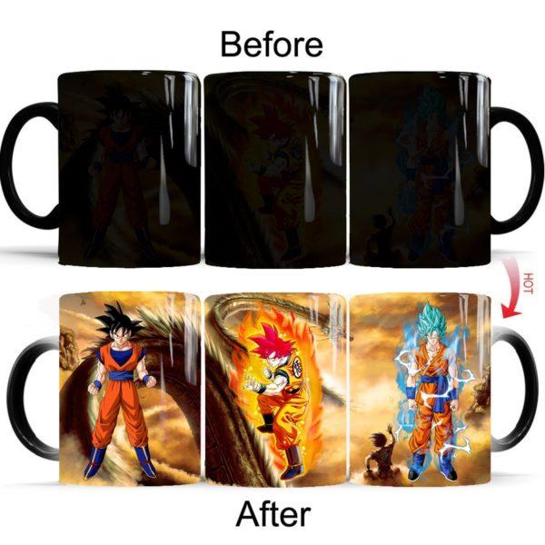 Tazas Dragon Ball Z
